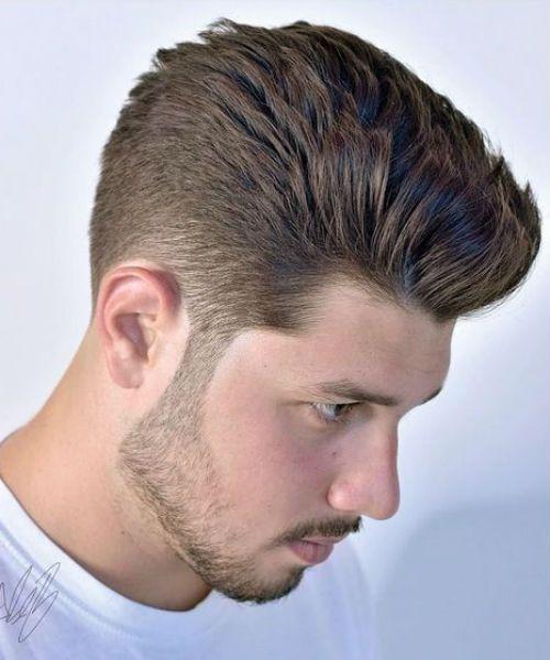 Terrific Short Thick Haircut Styles 2019 For Men Hair Styles