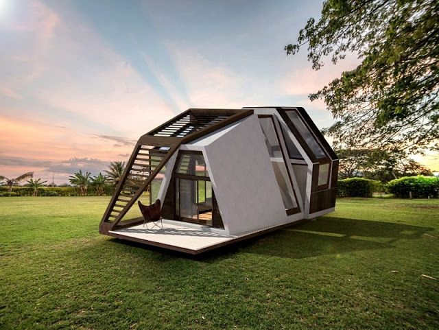 'Mobile Home' es un nuevo concepto de forma de vida