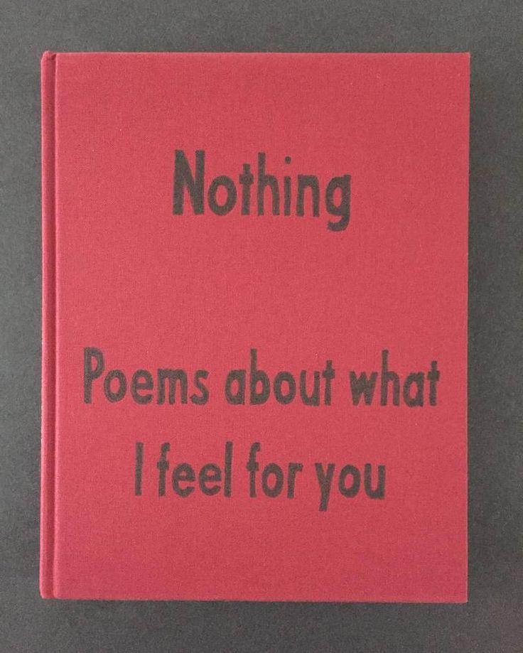 Johan Deckmann (Danish, b. 1976, based Copenhagen, Denmark) - Nothing…  Book Covers