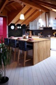 Riqualificazine appartamento _ interior design Francesca Macchi _ Cucina