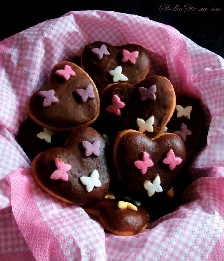 Słodka Strona: Proste Ciasteczka z Czekoladą