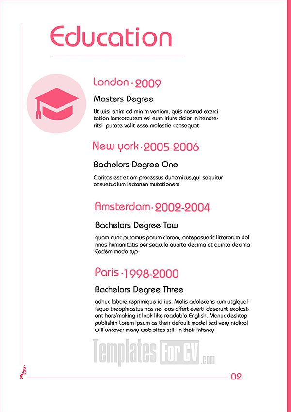 Mer enn 25 bra ideer om Fashion designer resume på Pinterest - fashion resume example