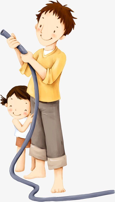 Папа с дочкой картинки для детей, смыслом картинки