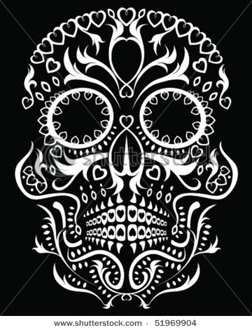 Would be an awesome arm tattoo with bright colors and paisley!! Now