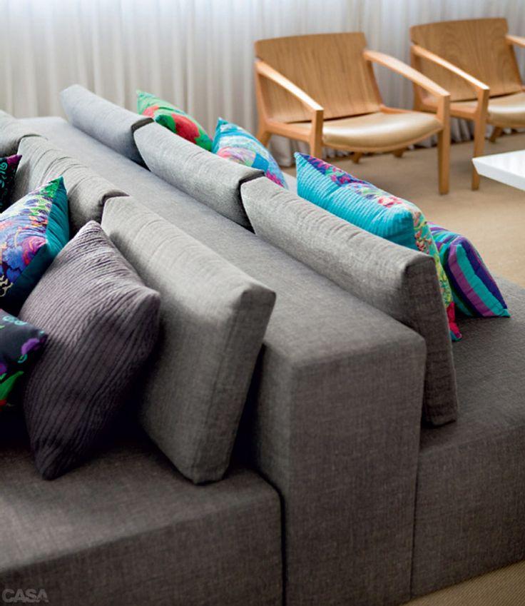 20 sofás super confortáveis e espaçosos - Casa