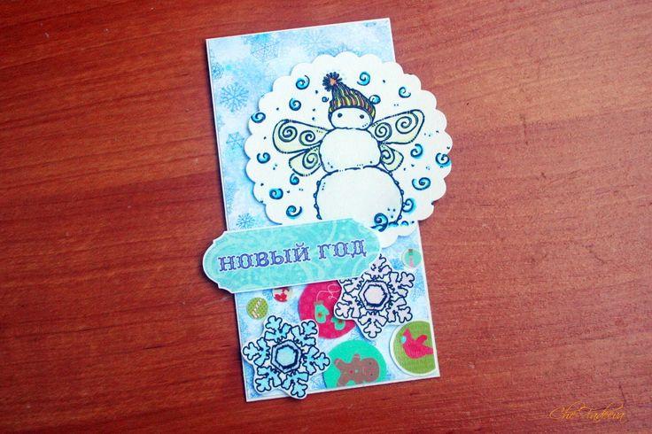 Che и немного фантазии: Снеговик