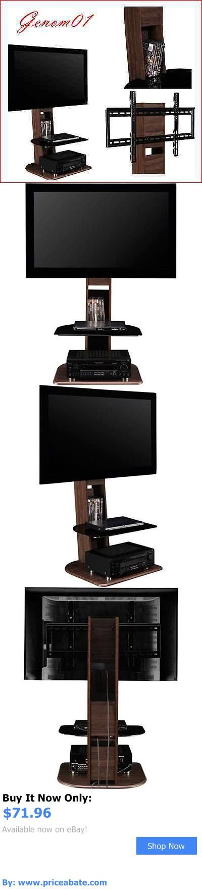 Entertainment Units TV Stands: Tv Stand With Mount For Tvs Up To 50 Entertainment Center W/ Shelf Space Saver BUY IT NOW ONLY: $71.96 #priceabateEntertainmentUnitsTVStands OR #priceabate