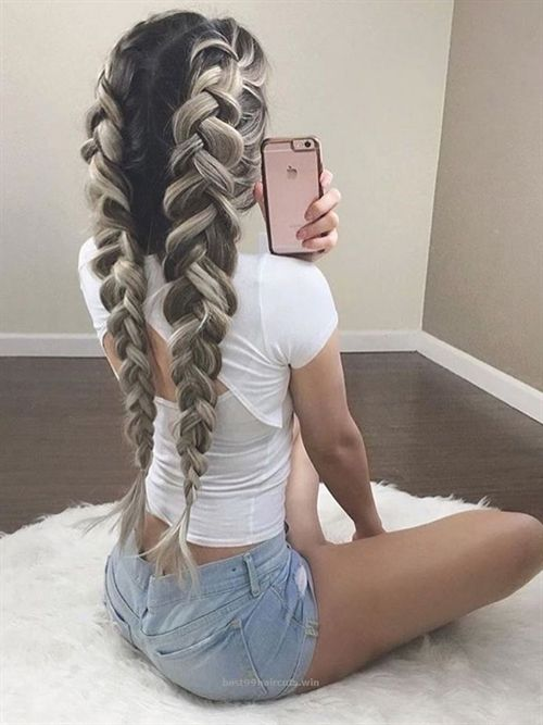 Trending braids and hairstyles from Pinterest…  Insane Trending braids and hairstyles from Pinterest   The post  Trending braids and hairstyles from Pinterest…  appeared first on  99Haircuts .