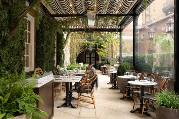 Dalloway Terrace to open in Bloomsbury