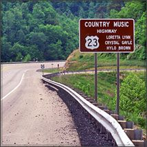 Kentucky Bourbon Trail and the Country Music Highway