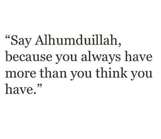 be with god: Alhamdulillah for everything!