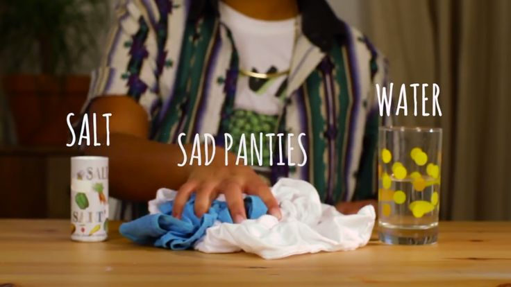 3 Fast And Foolproof Ways To Get Rid Of Period Stains In ...