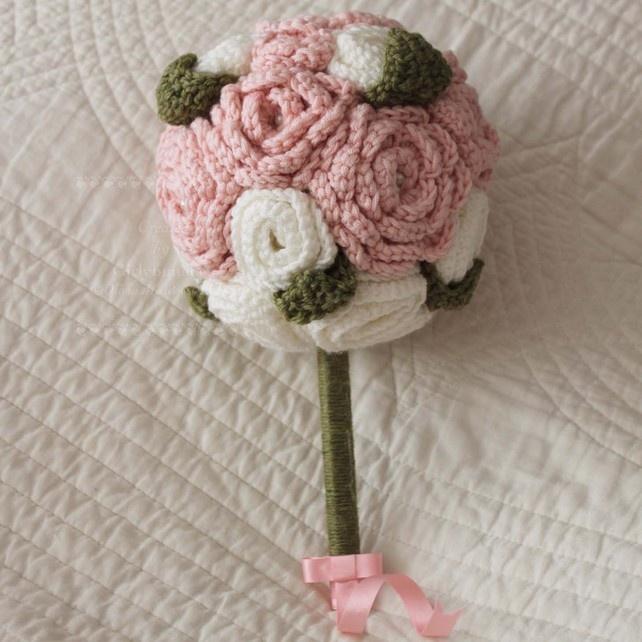95 best CROCHET BOUQUET - FLOWERS images on Pinterest | Crochet ...