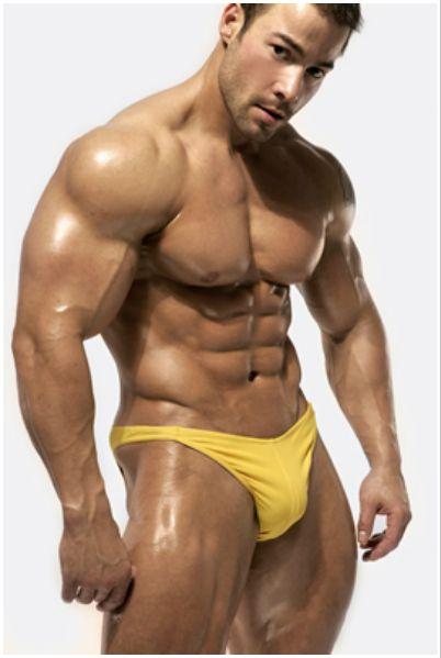 Big muscular guy