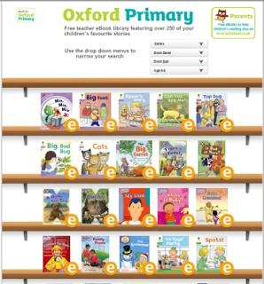 Actividades para Educación Infantil: Libros gratuitos OXFORD PRIMARY