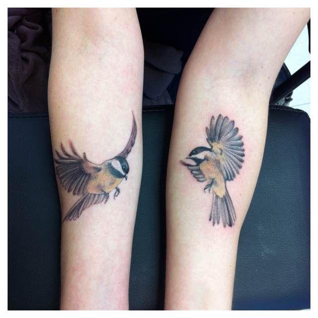 chickadee tattoo - Google zoeken