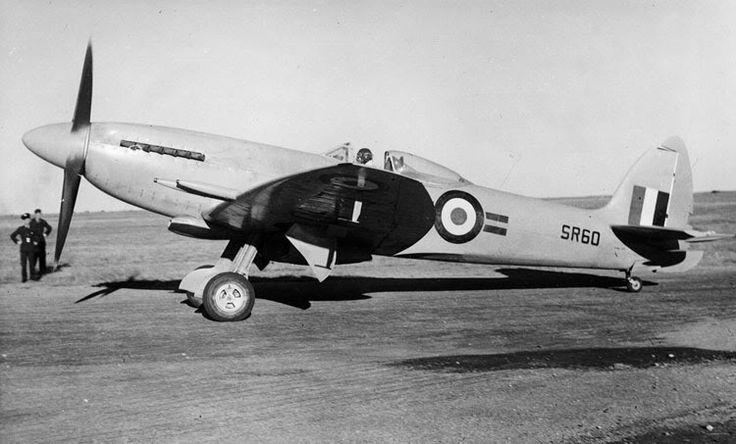 Spitfire Mk 22 Rhodesian Air Force