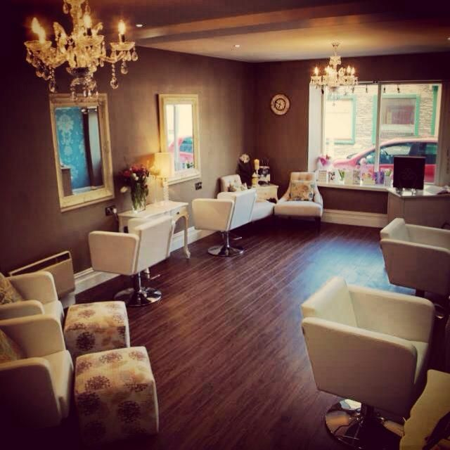 Home Salon Decorating Ideas Part - 21: In Home Hair Salon Decorating Ideas