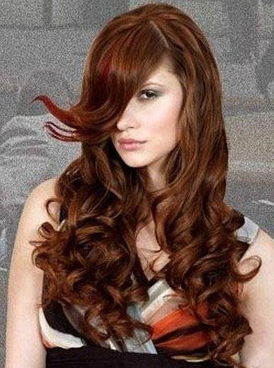 kızıl gölgeli saçlar kadinweb.net