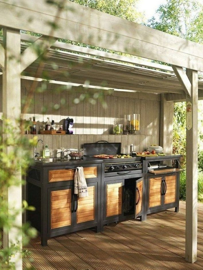Affordable Budget Diy Guest Room Ideas On A Budget Howtobuil Ideas Kitchen Outdo Outdoor Kitchen Patio Simple Outdoor Kitchen Outdoor Bbq Kitchen