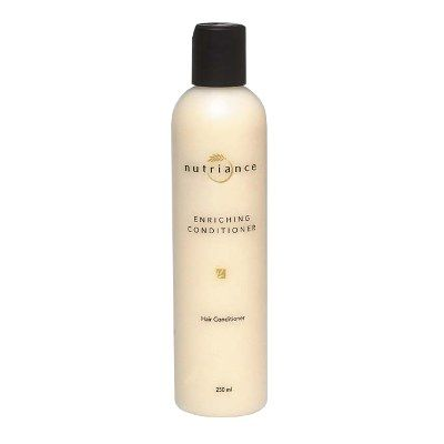 Enriching Conditioner brings back vibrant, touchable and manageable hair. Pro-Vitamin B5 (Panthenol), Sweet Almond Extract and moisturizing conditioners restore healthy body and shine as well as deliver moisture where it's needed most.