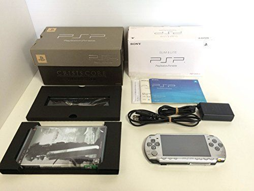 Playstation Portable PSP Final Fantasy VII 10th Anniversary Limited BOX 1066 #Sony