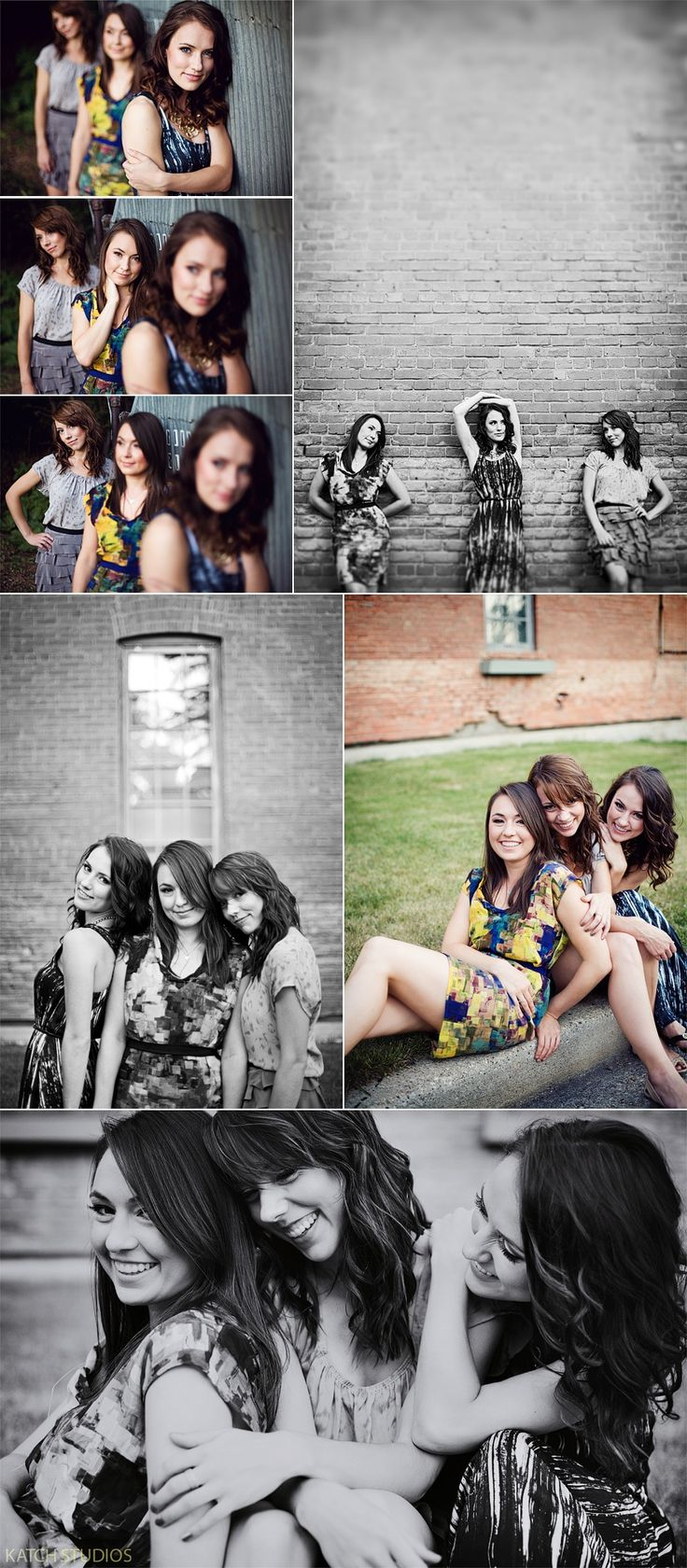 Chelsey, Chantel & Christa: Sisters | Edmonton Photographer