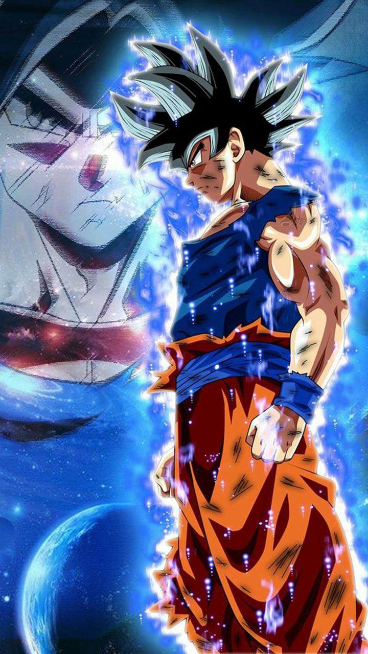 Dragon Ball Son Goku Hd Wallpapers Background 2020 Di 2020 Dragon Ball Z Animasi Dragon Ball