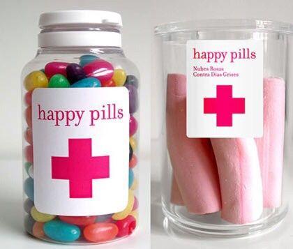 pildoras de la felicidad