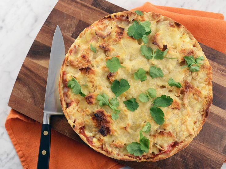 Tacopaj med nachos och hemgjord tacokrydda | Recept från Köket.se