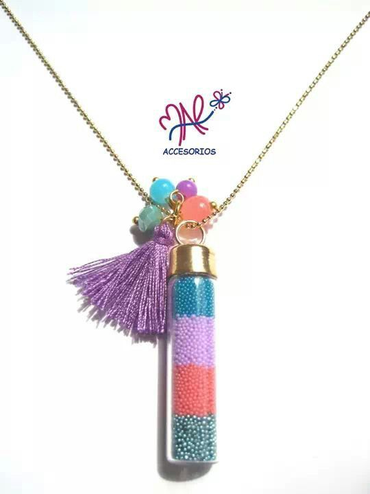 Mar Accesorios ♥ collar botellita oro golfield #accesorios #accessories #aretes #earrings #collares #necklaces #pulseras #bracelets #bisuteria #jewelry #colombia #moda #fashion
