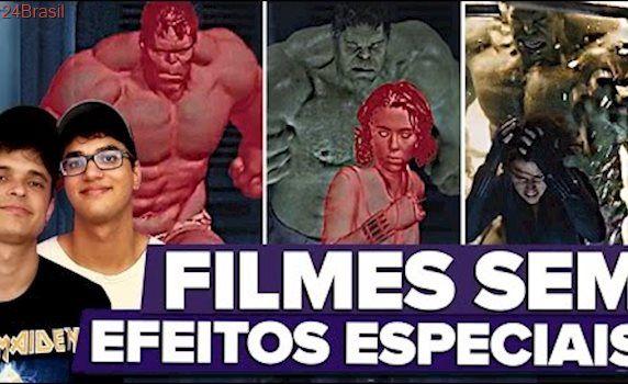 COMO SÃO OS FILMES SEM OS EFEITOS ESPECIAIS??