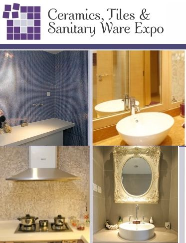 CERAMIC TILES & SANITARYWARE EXPO 2015- 11 to 13 Sep 2015 at Hotel Ritz Manor, 1, Nagrota Bypass, Channi Himat, Jammu, Jammu & Kashmir, India.  #CeramicTilesSanitarywareExpo2015 #Tiles #Sanitaryware