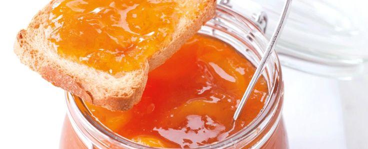 Meruňková marmeláda se zázvorem