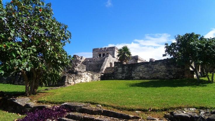 Mayan Ruins - Talum Mexico