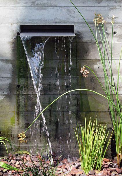 Die 363 besten Bilder zu landscaping auf Pinterest Garten - wasserfall garten wand