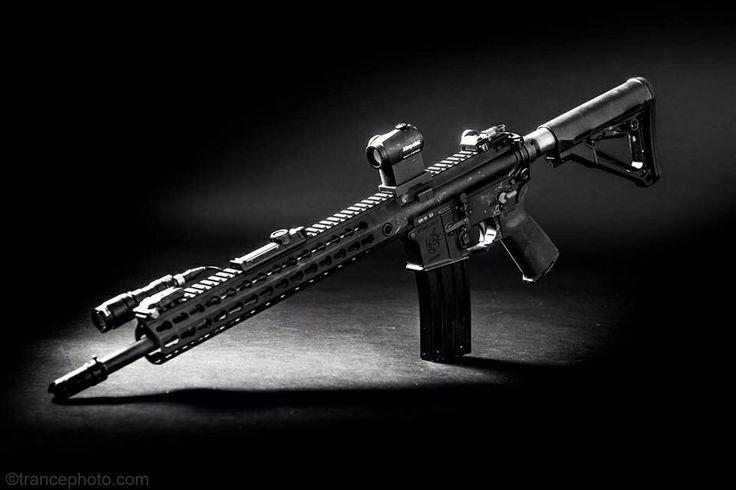 Cool Guns Toys For Boys : Kac sr sporting a urx rail guns pinterest