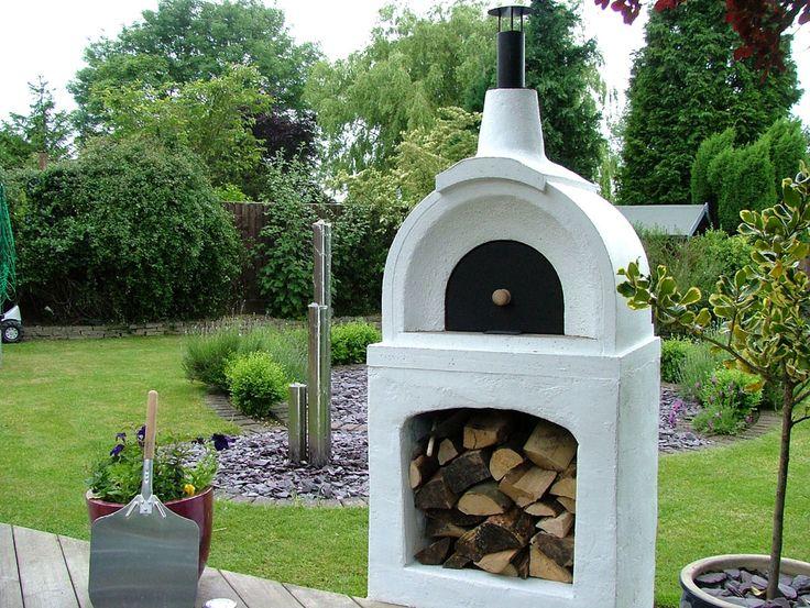 Garden Outdoor Pizza Oven | VITCAS   Refractories Supplier