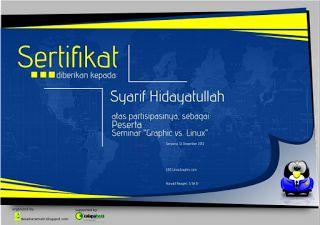 kalapahejo: Referensi desain sertifikat seminar linux menggunakan inkscape