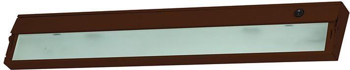 Cornerstone A026UC/15 Aurora 3 Light Under Cabinet Light In Bronze