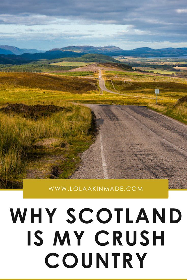 Why Scotland is total crush country material. Full of beautiful places, stunning landscapes, and a fascinating, haunted history, here are a few reasons why you should visit. Travel in the United Kingdom. | Geotraveler's Niche Travel Blog #Scotland #Travel