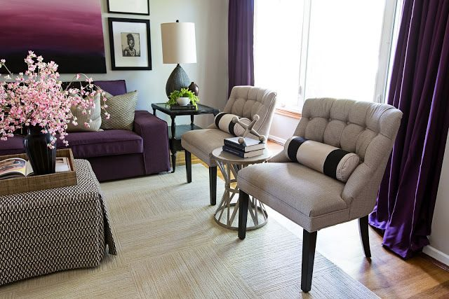 By Interior Designer, Tiffany Brooks Playing Catch Up With An Interior Design BEFORE AND AFTER! | YAYdecor