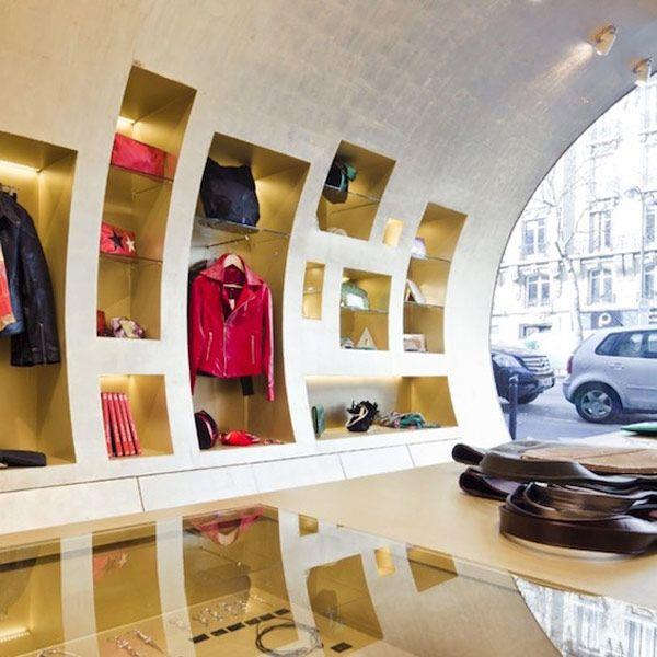 New Stella Cadente Boutique on Boulevard Beaumarchais in Paris: