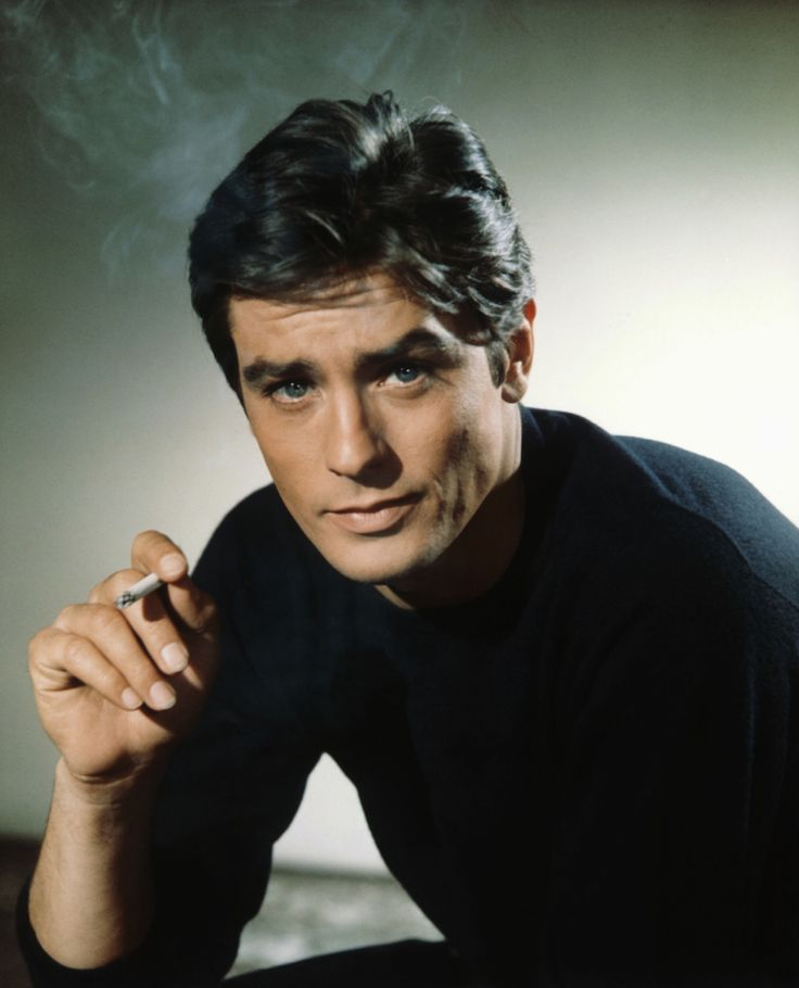 alain delon insert the classic foxy whistle!