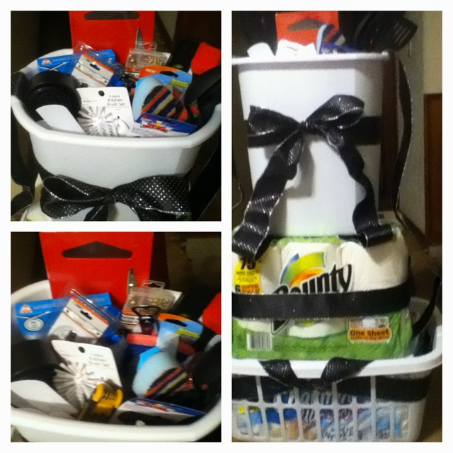 Small Kitchen Gift Ideas: 125 Best Images About Gift Baskets On Pinterest