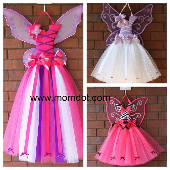 Step by Step Instructions to Make these beautiful Hair Bow Holders...