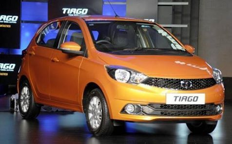 Tiago from Tata Motors prices hiked up-to Rs.8,000 For complete news click at....http://goo.gl/3e2q7S ‪#‎TataTiago‬