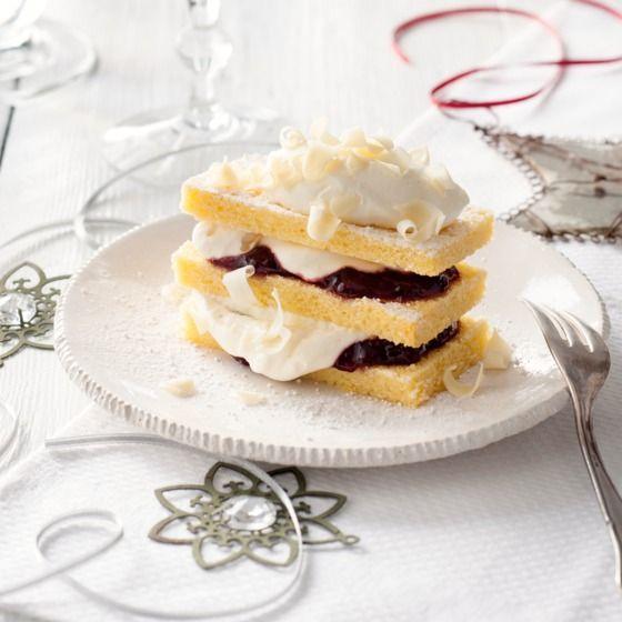 17 beste afbeeldingen over kerst op pinterest kerst panna cotta en omeletten - Chocolade en witte badkamer ...
