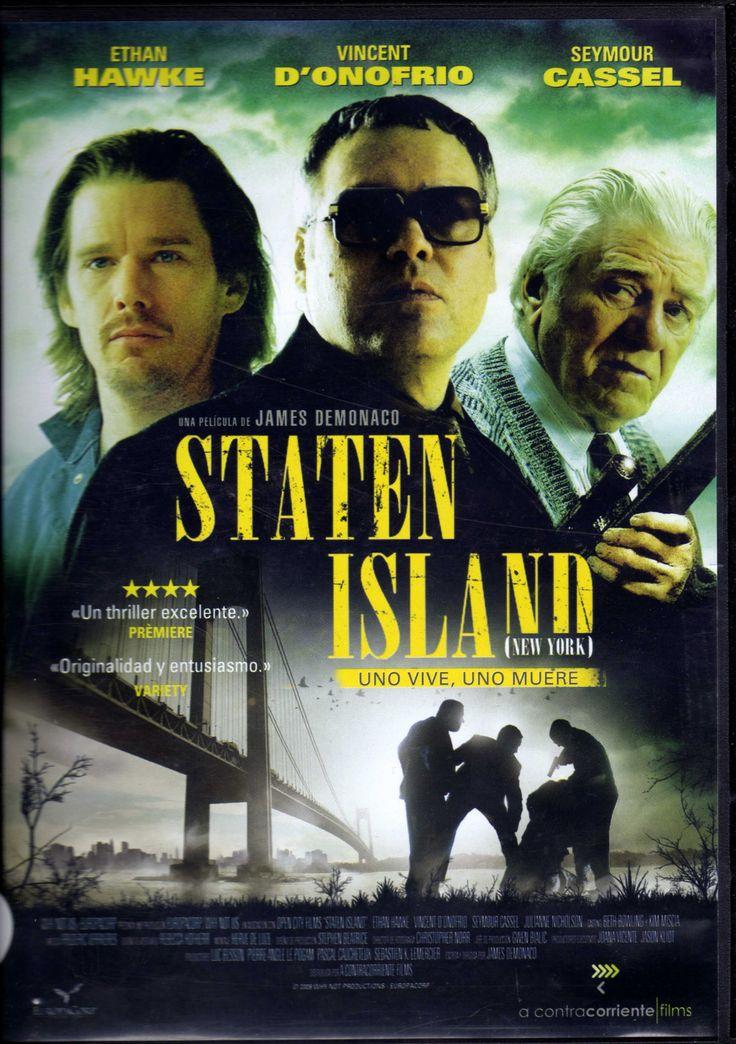 2009 - Jasper Sabiano, humilde tendero sordo, quiere escapar de los mafiosos que se han infiltrado en su vida y su negocio. Parmie Tarzo, jefe ambicioso de la mafia local, sueña con aplastar la competencia. Las vidas de tres residentes de Staten Island en Nueva York se cruzan mientras tratan de salir adelante. Sully Halverson, limpiador de fosas sépticas y futuro padre, está desesperado por asegurar el futuro de su hijo.
