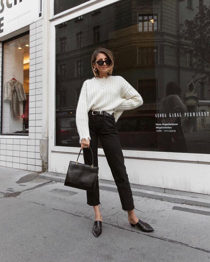 idées inspiration tenues automne-hiver #lifestyle #fashion #mode #trendy Be Bad…